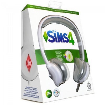 SteelSeries The SIMS4  51161 PC-Headset (2 Stück )