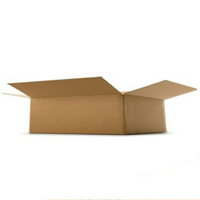 Cardboard Postage Postal Packaging Box Royal Mail Post Small Parcel 12 x 7 x 3""