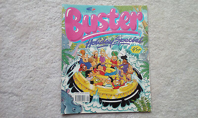 Buster Holiday Special 1991 (RARE)