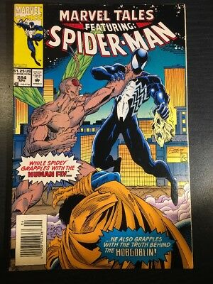 MARVEL TALES FEATURING: SPIDER-MAN #284 from Apr. 1994~FREE SHIPPING~