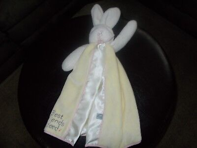 bunnies by the bay  lovable security lovely blanket l euc Lovey