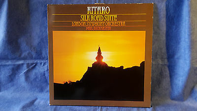 Kitaro, 2 LP`s mint -, London Symphony Orchestra, Silk Road Suite,