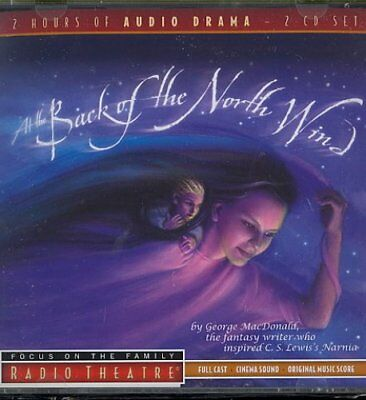 At the Back of the North Wind by Paul McCusker 9781589975088 (CD-Audio, 2007)