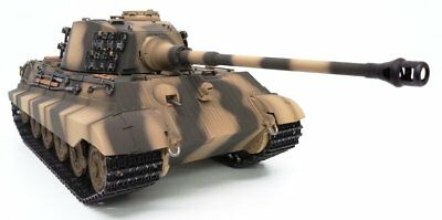 Torro King Tiger Henschel Turret (Metal Edition) 1/16th Scale. Airsoft version