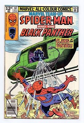 Marvel Team-Up #87 & #88 - Both Issues!