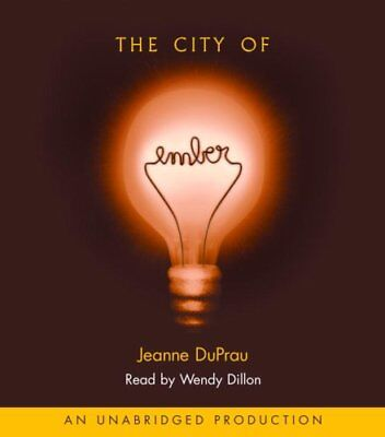The City of Ember by Jeanne DuPrau 9780739331675 (CD-Audio, 2006)