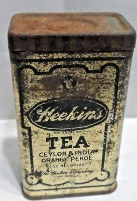 Heekin's Tea Orange Pekoe  2 Oz. Cincinnati,oh.