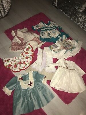 Age 3 Bundle Spanish Girl Clothes
