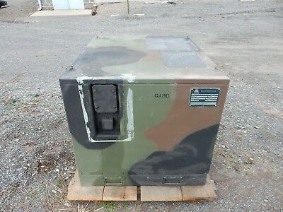 Multi-Fuel Heater,Military, Model H-82 - 120,000BTU Less Than 2 Hours Run Time