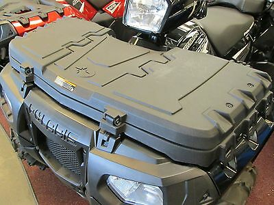Pure Polaris Lock and Ride Front Cargo Box Sportsman XP X2 550 850 1000 2009-16