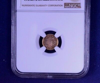 1914 $1 Idaho Gold Hart's Coins of the West Uncirculated NGC MS 62 4460520-002