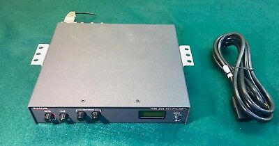 Extron RGB 202xi Universal Analog ECL TTL Video Interface with power cord