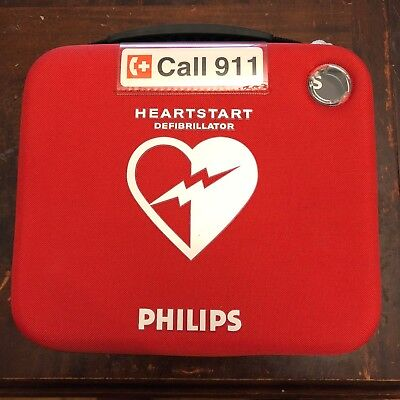 Philips HeartStart Defibrillator Standard Carry Case  » Unused » FREE SHIPPING