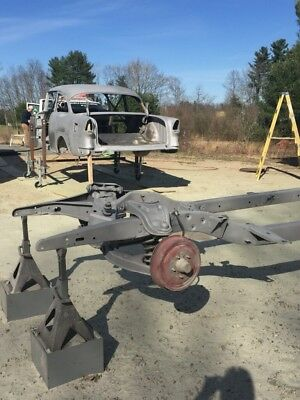 1955 Chevrolet Bel Air/150/210  1955 Chevy Mini Tubbed With New One Piece Floor