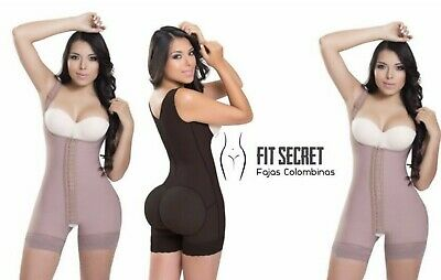 Faja Colombiana Women's Post Surgery Body Shaper Stage 2 Swelling Control Girdle