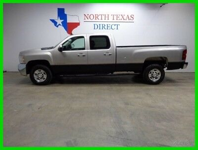 2009 Chevrolet Silverado 3500 SRW LTZ 4WD Leather Heated Seats Long Bed 6.6 Dura 2009 SRW LTZ 4WD Leather Heated Seats Long Bed 6.6 Dura Used Turbo 6.6L V8 32V