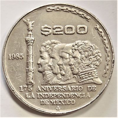 $200  175th Anniversary Independence COMMEMORATIVE COIN high ff
