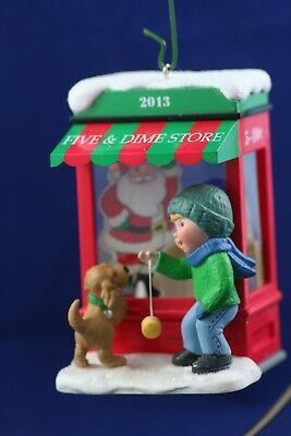 Five and Dime store 2013 Hallmark Keepsake Ornament