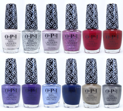 """OPI Hello Kitty Collection Holiday 2019 Nail Lacquer """"Choose Any"""" 0.5 oz"""