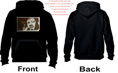 I Have A Dream Martin Luther King Jr Hoodie - 3106