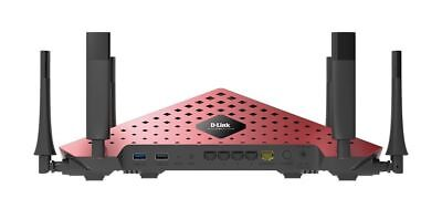 D-Link DIR-890L AC3200 3200Mbps Tri Band Smart WiFi Wireless Gigabit Router