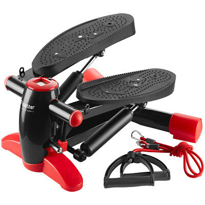Mini Stepper Legs Arms Thigh Toner Toning Gym Machine Workout Fitness Stair Step