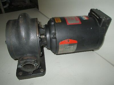 Ruthman Gusher 1-1/2-C Coolant Pump 3 phase 1/4hp 230/460v new old stock