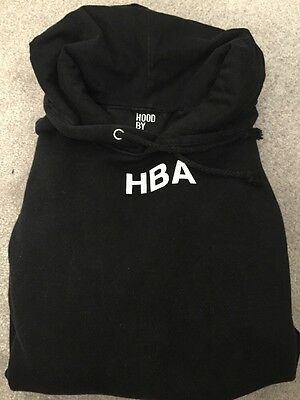 Hood By Air Radioactive Hoodie Size Small