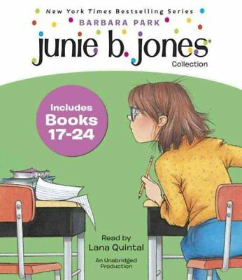 Junie B. Jones Collection Books 17-24 by Barbara Park 9780739356340
