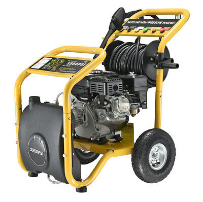 Petrol Pressure Washer - 8.0HP 3950psi AWESOME POWER  Self-priming pump