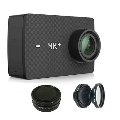 Sports Camera Lens Protector CPL/UV Filter For Xiaomi Yi 4K Plus Action Camera