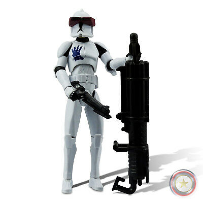 Clone Trooper Echo - Lose/komplett - Star Wars: The Clone Wars - Hasbro