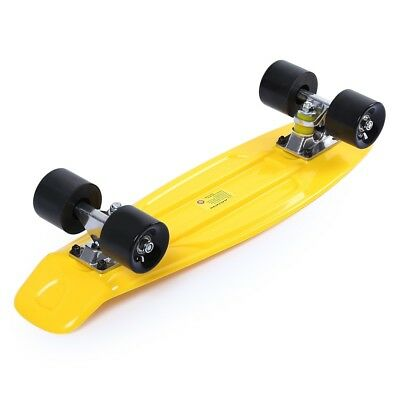 New Skateboard Complete 22 Inches Four-wheel Street Long Skate Board Mini Cruise