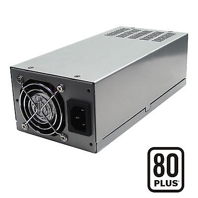 Seasonic SS-600H2U Active PFC 80+ 600W Power Supply