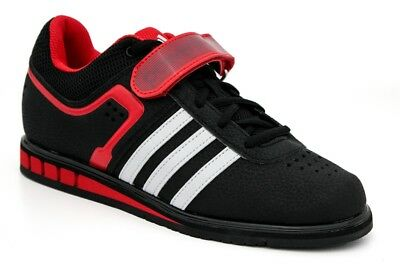 0efddd09d522 NEW Adidas Powerlift 2 Trainer - Men's Power Lifting Shoes - Black & Red -  33821