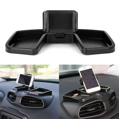 Car Inner Phone Holder Stand Stretching Rotate For Jeep Renegade 2015 2016 2017