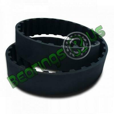 """330XL025 Synchronous Timing Belt 1/5"""" Pitch, 33.0"""" Length, 1/4"""" Wide, 165 Teeth"""