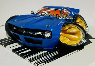Speed Freaks Acid Dip Racer Camaro 03565 - Boxed - Country Artists Terry Ross