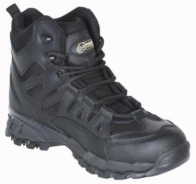 Voodoo Tactical 04-9681 Low Cut 6-Inch Black Boot