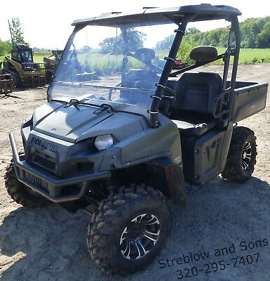 Polaris Ranger 800XP Extreme Off-Road UTV 4x4 AWD