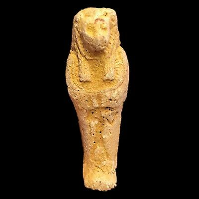 Beautiful Authentic Ancient Egyptian Pharaoh Amulet 300BC