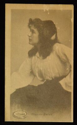 Vintage Durkee's Mustard Advertising Card with Photo Blanche Bates Actress