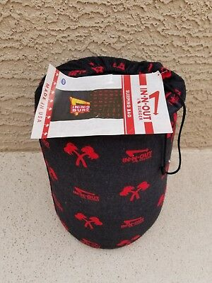 In-N-Out Burger Sleeping Bag, Limited Promotional Gift