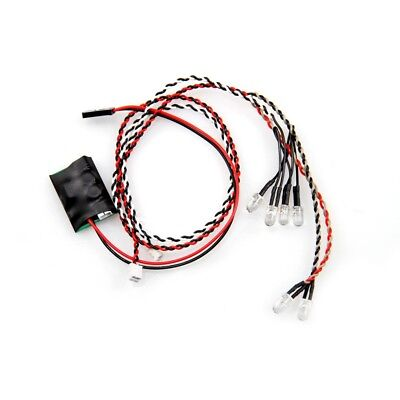 Axial AX24257 Simple LED Controller w/LED lights (4 white and 2 Red)