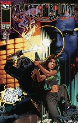 Witchblade #24 Image NM
