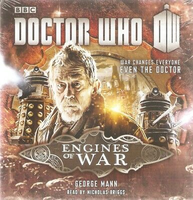 Doctor Who: Engines of War : A War Doctor Novel (7xCD A/Book 2014) *NEW/SEALED*