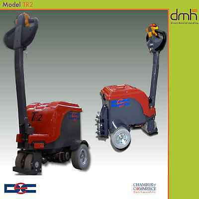 DEC Tow Tractor Load Mover. Model: TR2 - For Sale or Hire