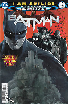 Batman #10 DC Comics Rebirth