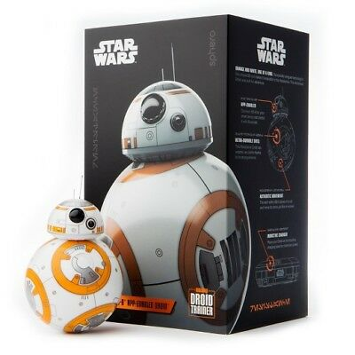 Sphero Star Wars BB-8 App Controlled Robot Brand NEW Sealed FREE SHIPPING
