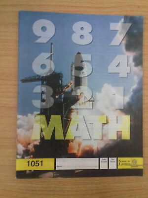 A.C.E Maths PACE 1051 - Very Good Condition - Brand New